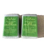 2x SHEA MOISTURE  AFRICAN WATER MINT/GINGER DETOX SHEA BUTTER SOAP 8oz - $13.46
