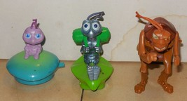1998 mcdonalds Happy Meal Toys A bug's life Lot - $5.00