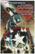 Steve Rogers Captain America #1 Promo Free Comic Book Day FCBD Marvel - ... - $6.95