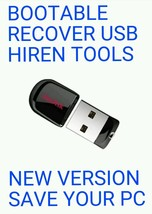 Hiren's Boot CD 15.2 USB 8GB SANDISK - Fix Wind... - $17.75