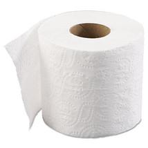 Boardwalk 6145 Standard 2-Ply Toilet Paper Rolls, 96 Rolls - $41.99