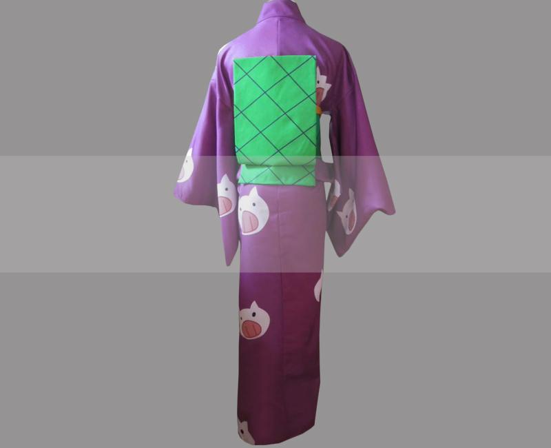 Gintama Dekoboko Arc Female Hijikata Tenko Cosplay Kimono for sale