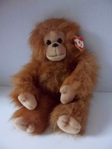 "Ty Tango Gorilla Retired 11"" Plush Animal W/ Hang Tag 1994 - $29.35"
