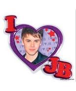 Justin Bieber Cake Cupcake Decoration Party Pop Top Plac Magnet Singer F... - $9.85