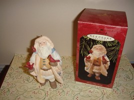 Hallmark 1997 Merry Olde Santa Ornament - $10.89