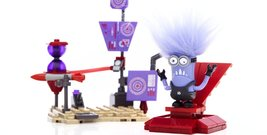 Mega Bloks Despicable Me El Macho's Lab (82 pcs) - $9.25