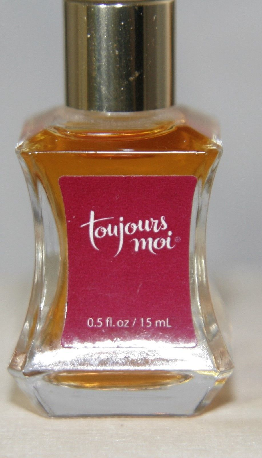 Primary image for Toujours Moi by Dana Classic Women's Fragrances Bottle of Cologne .5 oz
