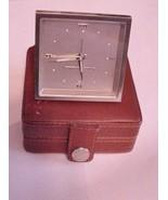 Cutter Buck Nickel Travel Alarm Clock Promotion... - $24.70