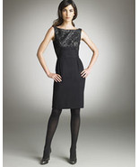 ELIE TAHARI SERVANE LACE DRESS - US 10 - UK 14 - $245.00