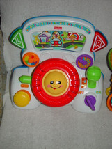 Fisher Price Laugh N Learn Baby Driver - $17.00