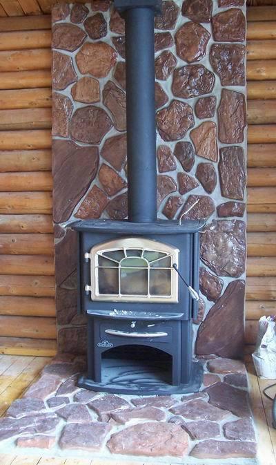 #OAFD-01 Fieldstone Flagstone Deep Moulds (6) Make Concrete Stone For Pennies Ea