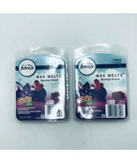 2 Febreze Moonlight Breeze Wax Melts Gain Scent 2.75 oz Each New - $12.99