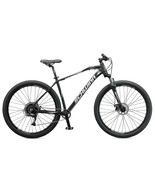"""29"""" Men's Taff Mountain Bike w/ Front Suspension and Both Disc Brakes, 8-Speed - $436.45"""