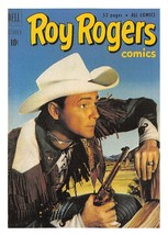 1992 Arrowpatch Roy Rogers Comics Trading Card #46 > Trigger > Happy Trail - $0.99