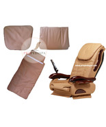 CAPPUCCINO massage pillow back cushion upholstery seat cover pedicure sp... - $258.29