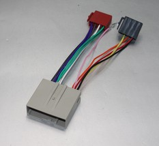 APS CAR RADIO FORD ISO WIRING HARNESS WIRE ADAPTER SK5520-11+ISO - $7.19