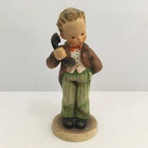 "Goebel Hummel Vintage ""Gentleman on the Phone"" Figurine - $39.40"