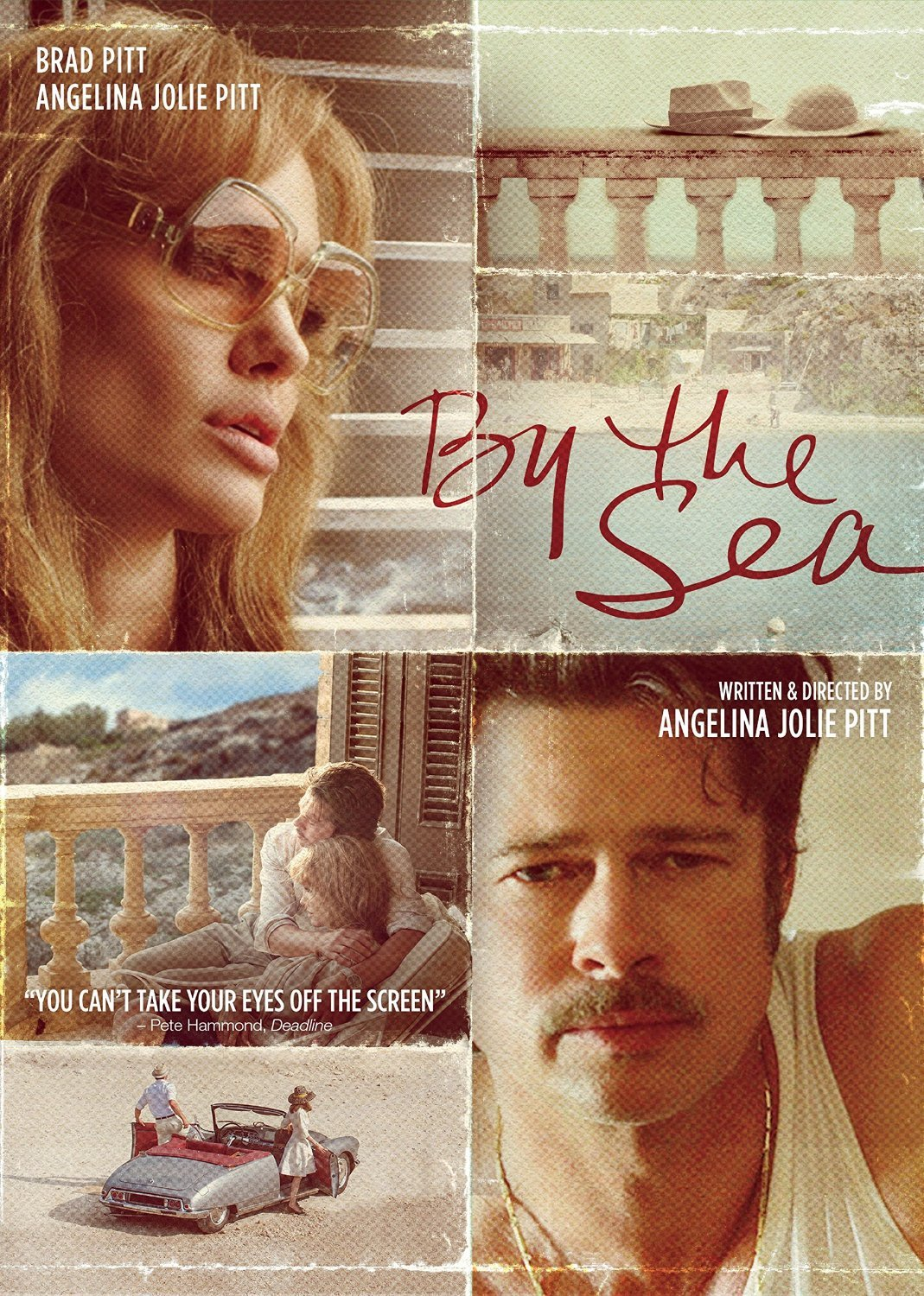 By the Sea (2016) DVD New