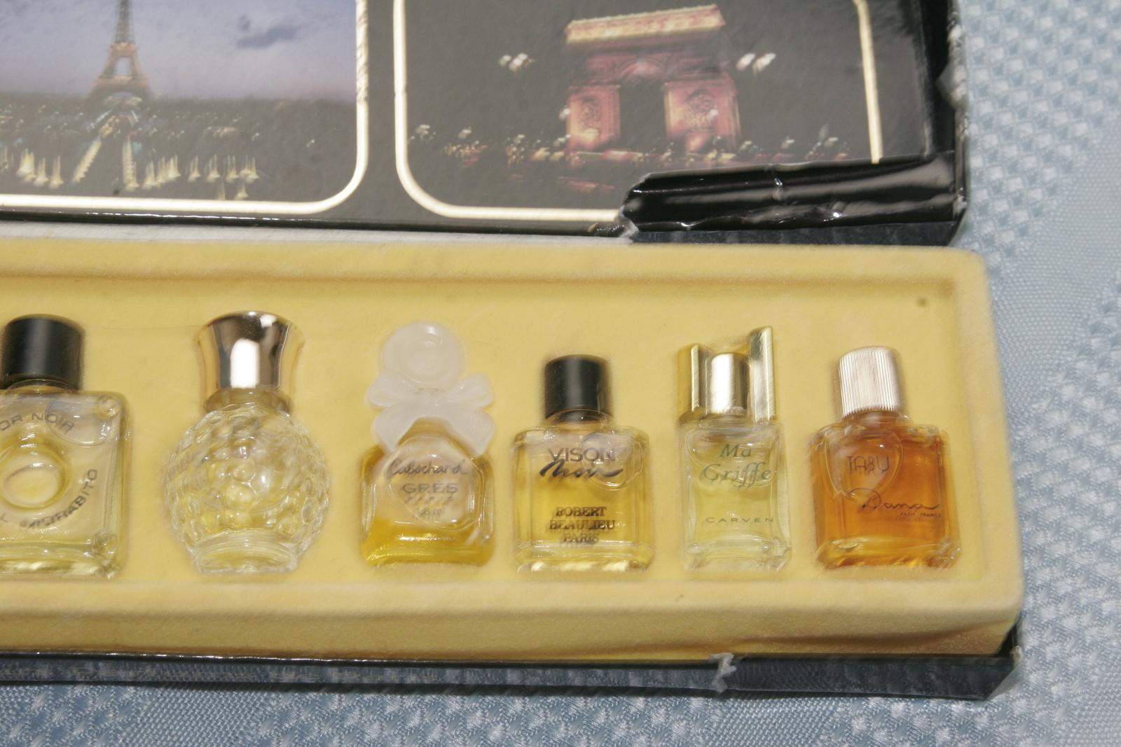 les meilleurs parfum de paris 10 miniature parfums women. Black Bedroom Furniture Sets. Home Design Ideas