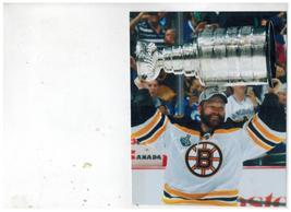 Tim Thomas Boston Bruins Stanley Cup 11X14 Color Hockey Memorabilia Photo - $14.95