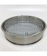 Nuwave Pro Plus Infrared Oven Replacement Stainless Steel Extender Ring ... - $32.71