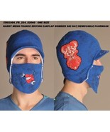 Ed Hardy by Christian Audigier Convertible Cuff Cap Face Mask Hat Cover ... - $19.60