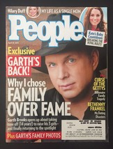 People Magazine April 20 2015 Garth Brooks Kate Middleton Curse Of The G... - $8.90