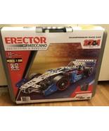 Meccano Race Car Set Engineering & Robotics Championship 27-in-1 Erector... - $74.20