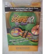 Jr. SCENE IT? TO GO ! - The DVD Game - Mattel - #L5712-Brand New/Factory... - $18.99