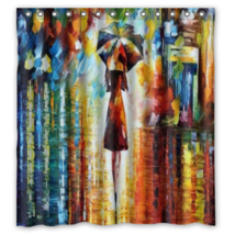 Abstract Trippy Psychedelic #31 Shower Curtain Waterproof Made From Poly... - $29.07 - $48.30