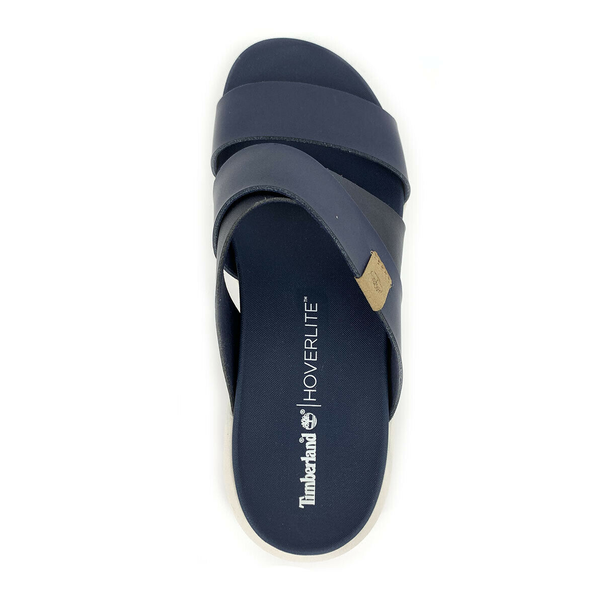 Timberland Women's Wilesport Navy Slip On Sandals A1XPH image 7