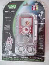 Ego IceBar 2 IPOD Nano -Speaker System - Brand New/Factory Sealed - $18.99