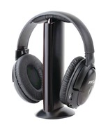 Pyle Pro Professional 5-in-1 Wireless Headphone System With Microphone P... - $31.97