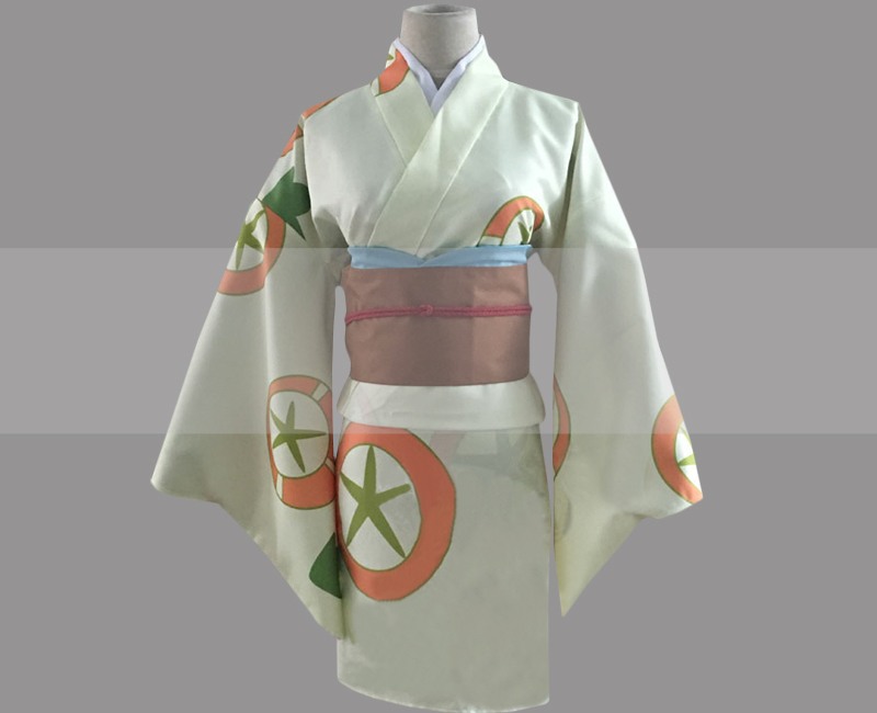 Gintama dekoboko arc souko okita cosplay kimono