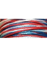 Betsy Ross 6 strand hand dyed embroidery floss 5yd skein Ship's Manor  - $2.00