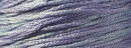 Lavender Parasol 6 strand hand dyed embroidery floss 5yd skein Ship's Manor  - $2.00