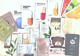 Korean Skincare K-Beauty 7-Day Face Mask Sheets Sampler Pack  - $100.00