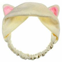Cat Head Band Asian Cosmetic Accessory My Beauty Tool Lovely Ettie Hair ... - $12.00