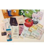Korean K-Beauty Secret Samples Korea Cosmetic Samples 50-pcs + Free Ship... - $65.00
