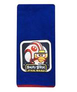 Angry Birds Luke Sywalker Bath Towel  Kids Beach Towel Bath NWT - $11.99