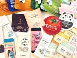 Korean Foil Packet Samples Bag - $64.00