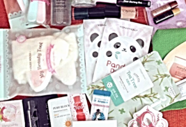 Korean Skincare Samples Best of Korean K-Beauty Skincare Bag Surprise Pack - $62.00+