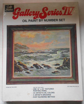 CraftMaster 1975 Oil Paint by Number Gallery Series IV - Sealed - Mornin... - $28.45