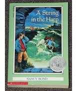 A String in the Harp by Nancy Bond Newbery Honor book - $1.00