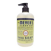 Mrs. Meyer's Clean Day Liquid Hand Soap, Lemon ... - $12.82