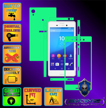 Sony Xperia M4 Aqua - Glow in Dark Skin,Full Body Protector for Case,Decal Wrap - $9.99