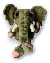 Elephant Finger Puppet - $10.99