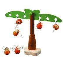 Plan Toy Balancing Monkeys - $27.00