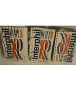 USA stamp lot Interphil Philadelphia 1976 CV $25.00 Scott no.1632-100 pack - $3.99