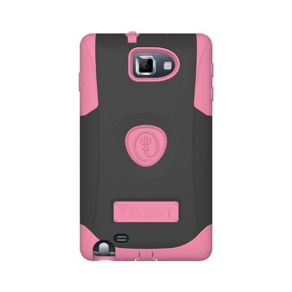 Trident Aegis Case, Samsung GALAXY Note, Black/Pink